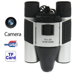 10x25 Fernglas mit Kamera