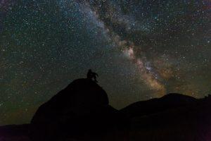 Milchstraße Astro Fernglas