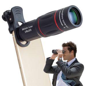 Zoom Objektiv für Handy