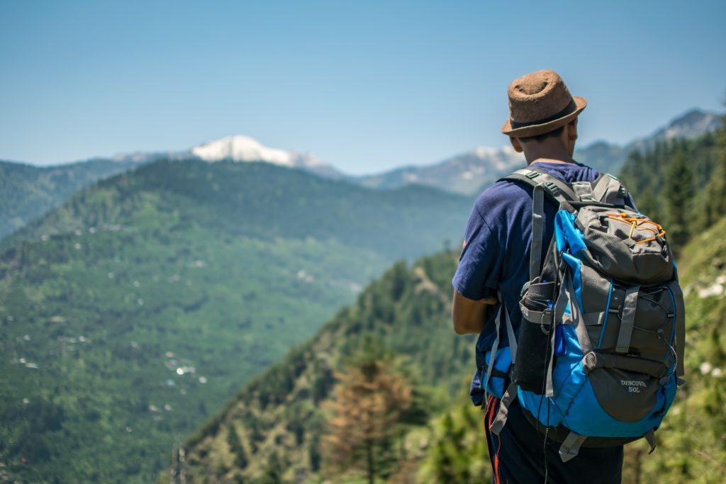 Wanderungen und Reisen